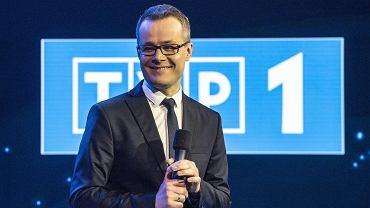 Były już dyrektor TVP1 Jan Pawlicki