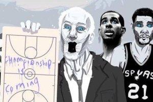 """NBA. San Antonio Spurs już wygrywają! """"Nadchodzi mistrzostwo""""?"""