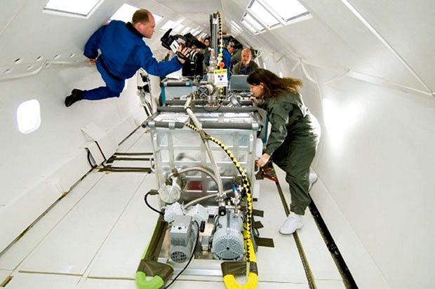 komputery, akcesoria komputerowe, testy, Drukowanie 3D: testujemy najnowsze technologie, NASA planuje zastosować technologię druku 3D do produkcji części w kosmosie w warunkach braku grawitacji