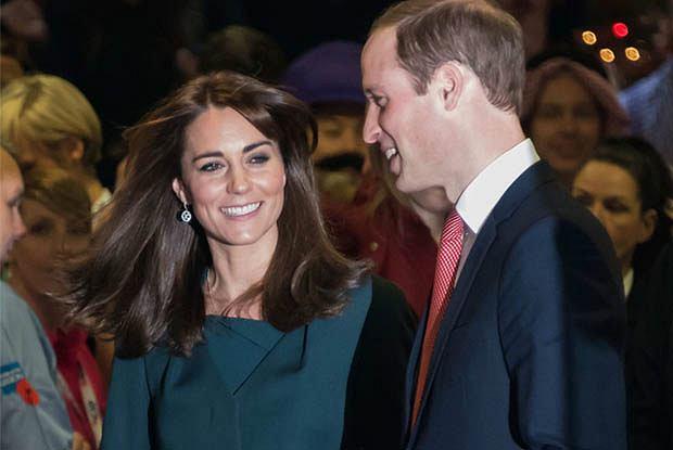 Księżna i książę Cambridge