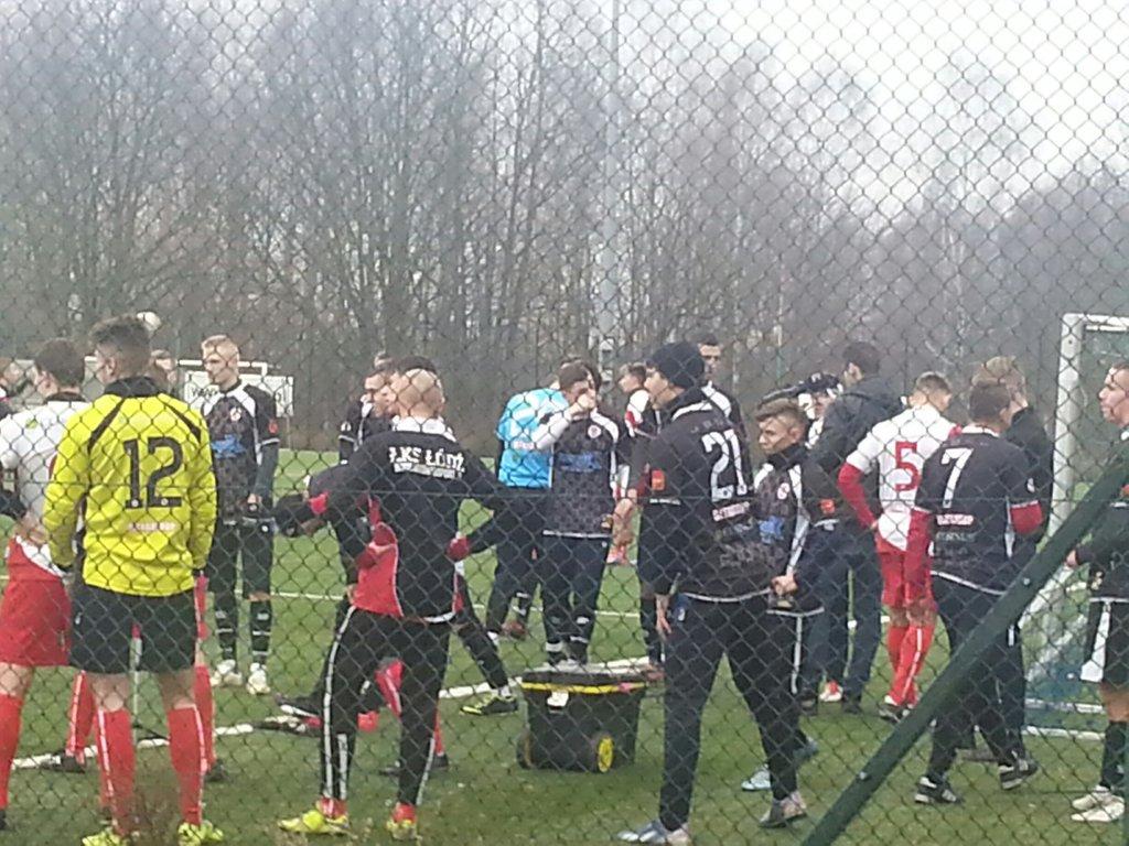 ŁKS testował piłkarzy