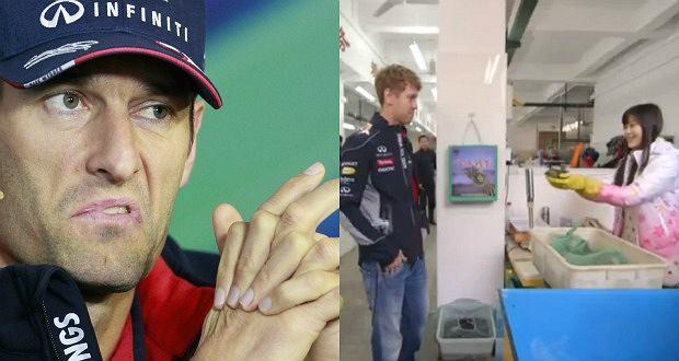 Webbo vs. Vettel