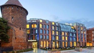 Hilton w Gdańsku