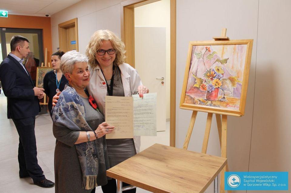 Zdjęcie numer 6 w galerii - W Ośrodku Radioterapii powstała Galeria Sztuki R