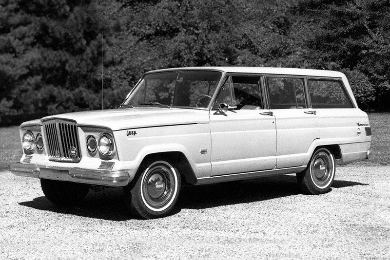 Jeep Wagoneer z 1963 r.
