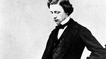 Lewis Carroll naprawdę nazywał się Charles Lutwidge Dodgson