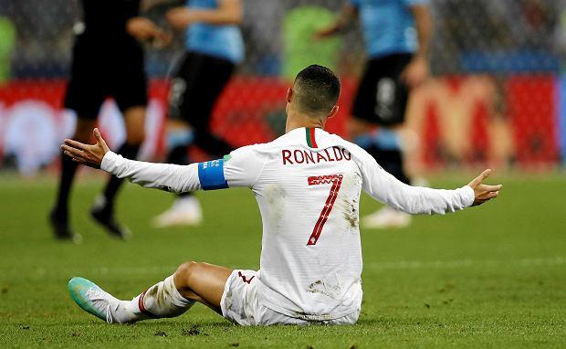 Serie A.  Sprzedawcy w Neapolu chcą zarobić na transferze Cristiano Ronaldo. Portugalczyk na papierze toaletowym