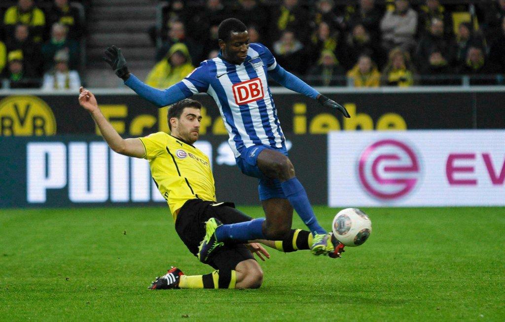 Borussia - Hertha 1:2