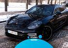 Dzisiaj do Studia Biznes przyjechał samochód niezwykły. Porsche Panamera Turbo S