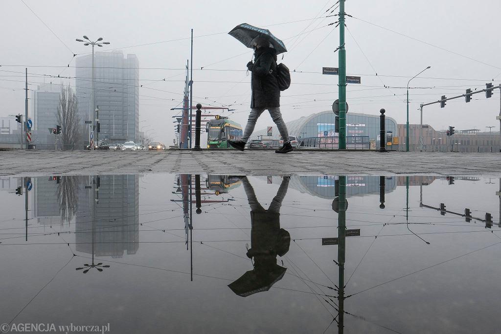 Aquanet deklaruje, ze będzie 'łapać' deszczówkę