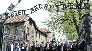 Marszu Żywych w Oświęcimiu