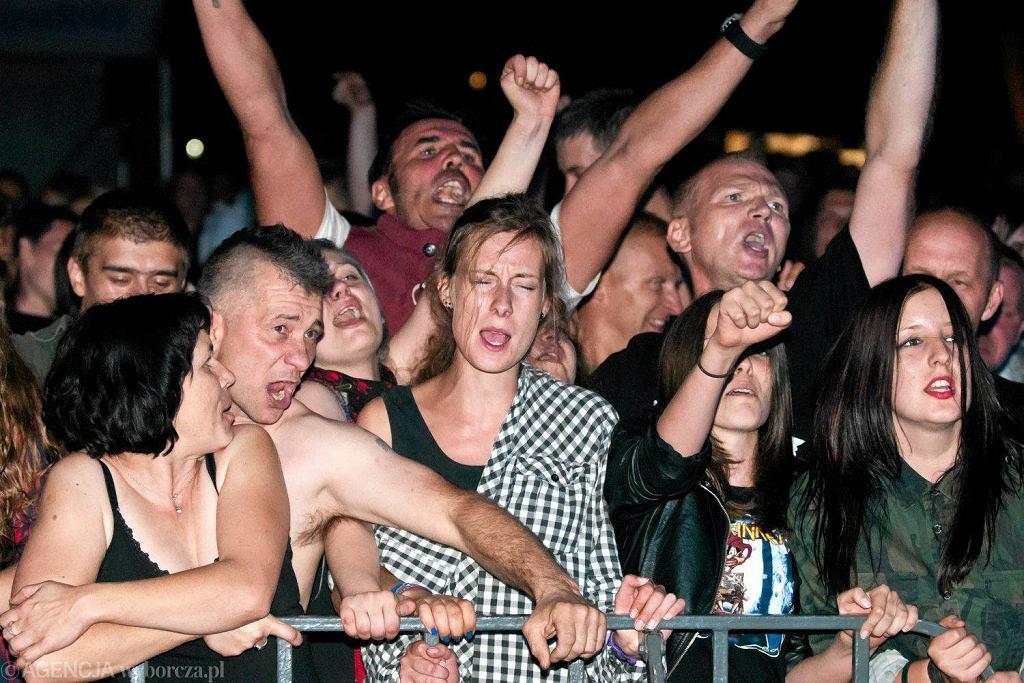 Muszla Fest 2014, koncert zespołu Dezerter