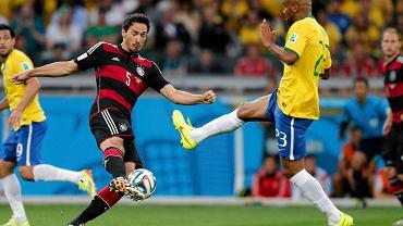 Brazylia - Niemcy 1:7