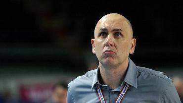Drażen Anzulović, trener MKS-u Dąbrowa Górnicza