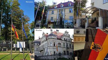 74. rocznica Powstania Warszawskiego. Ambasada Niemiec oddaje hołd
