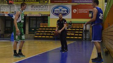 Sparing: Rosa Radom vs Znicz Basket Pruszków