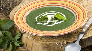 Zupa z pokrzywy- sprawdź, jak przygotować zielone dobro. Zdjęcie ilustracyjne