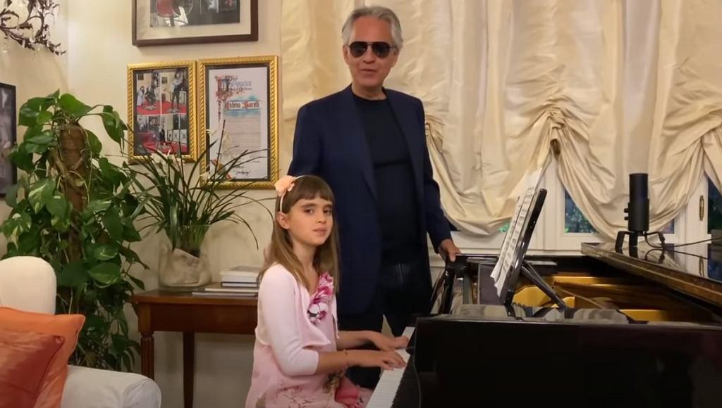 Andrea Bocelli & Virginia Bocelli - Ich Liebe Dich - (Full version)