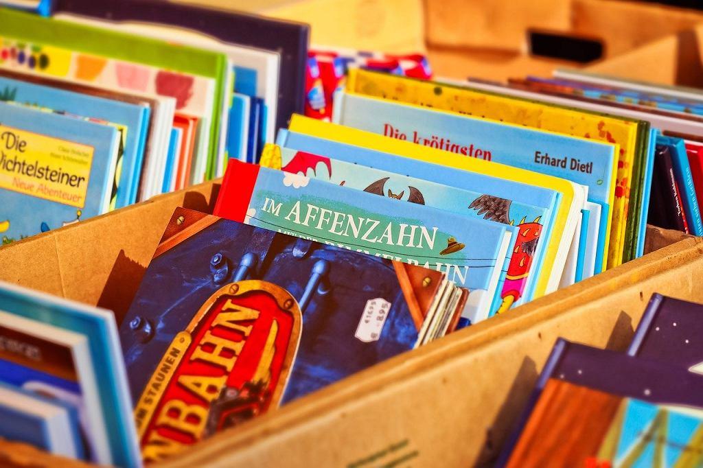 Książki dla 4-latka. Co czytać dziecku? Sprawdź nasze propozycje. Zdjęcie ilustracyjne