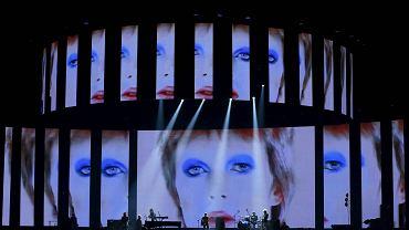 Poświęcony Davidowi Bowiemu występ Lorde na Brit Awards