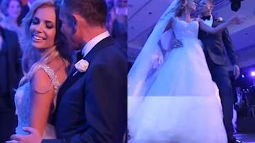 Izabela Janachowska pokazała nagranie ze swojego pierwszego tańca na weselu