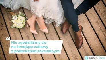 Organizując wesele, warto kierować się swoimi pragnieniami, a nie naciskami rodziny