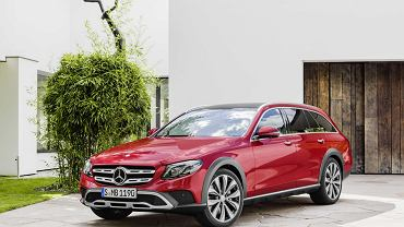 Mercedes klasy E All-Terrain