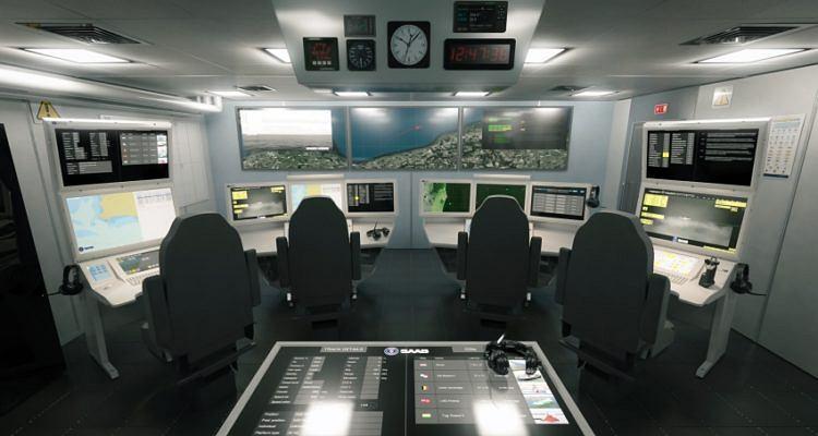 Wirtualna rzeczywistość pomaga szkolić załogi okrętów