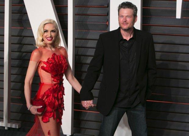 Gwen Stefani i Blake Shelton