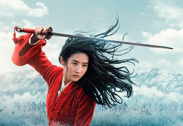 'Mulan' - jedna z najbardziej oczekiwanych premier filmowych roku - po raz czwarty wypada z kalendarza premier.