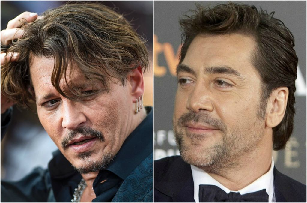 Johnny Depp, Javier Bardem
