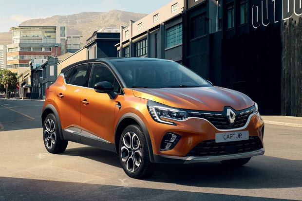 Nowy Renault Captur. Clio w wersji crossover
