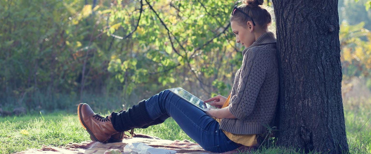 W Polsce sprzedaż e-booków sięgnęła w ostatnim roku 40 mln zł (fot. www.shutterstock.com)
