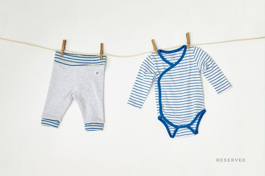 Reserved Newborn - linia chłopięca (mat. pras)