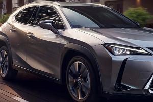Lexus UX 2018 - cennik. Mały SUV Lexusa wchodzi do sprzedaży