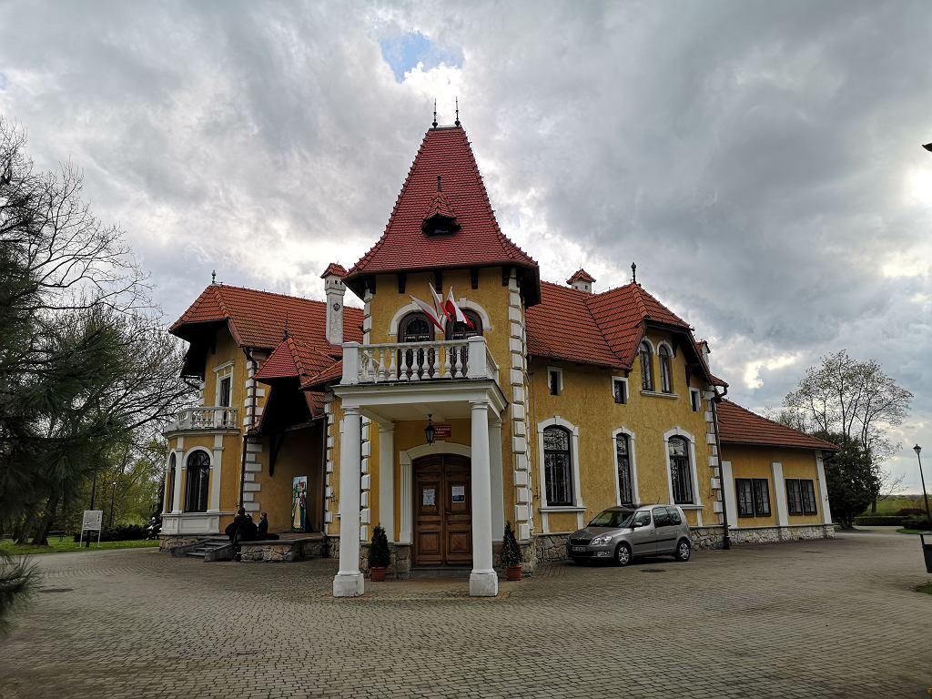 Pałacyk Oborskich