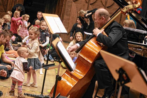 Filharmonia Lubelska - koncert dla dzieci w wieku 3-5 lat