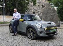 Opinie Moto.pl: Mini Cooper SE - nie stracił charakteru