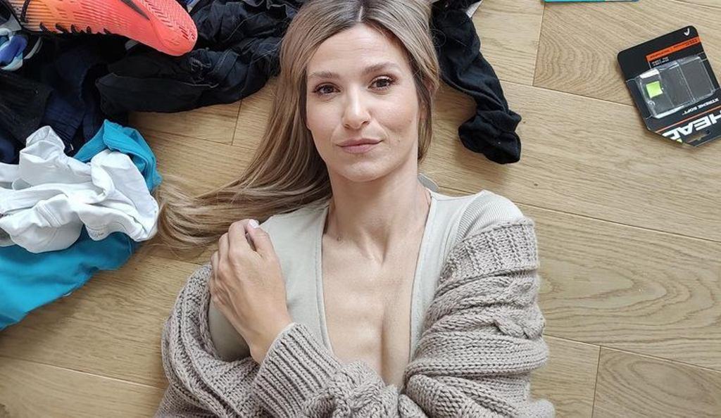 Joanna Koroniewska o bałaganie w domu