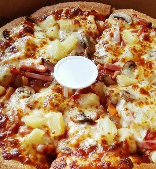 Podpórka do pizzy
