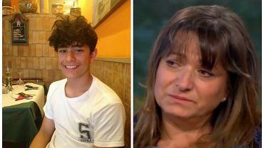 Felix Alexander i jego mama