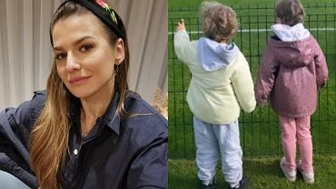 Anna Lewandowska/ Liam i Klara