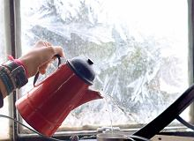 Herbata tymiankowa zgruszką, imbirem ipieprzem - ugotuj