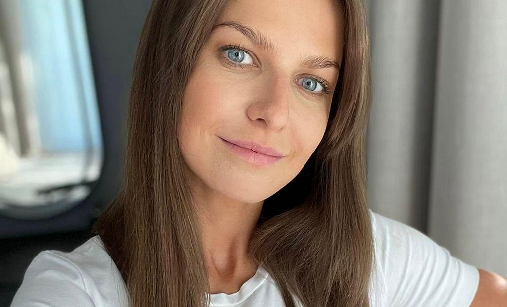 Anna Lewandowska i jej 'Rachel cut'