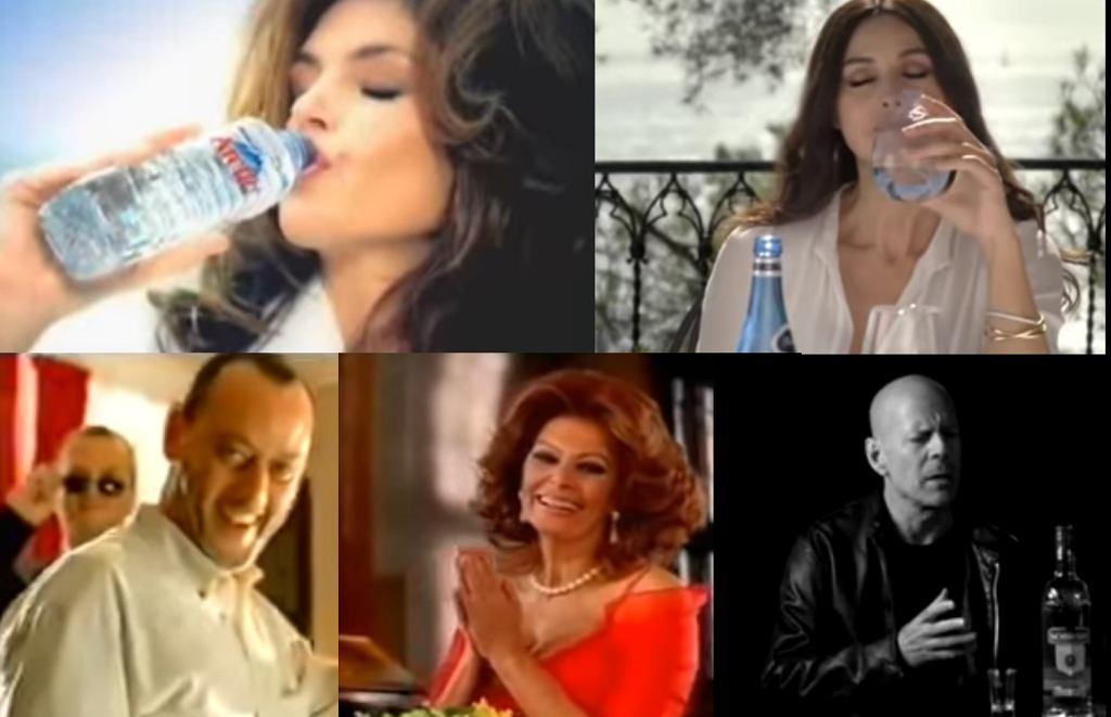 Polskie produkty reklamowane przez gwiazdy Hollywood. Pamiętacie te spoty?