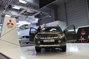 Motor Show Poznań 2015   Mitsubishi L200   Zupełnie nowe