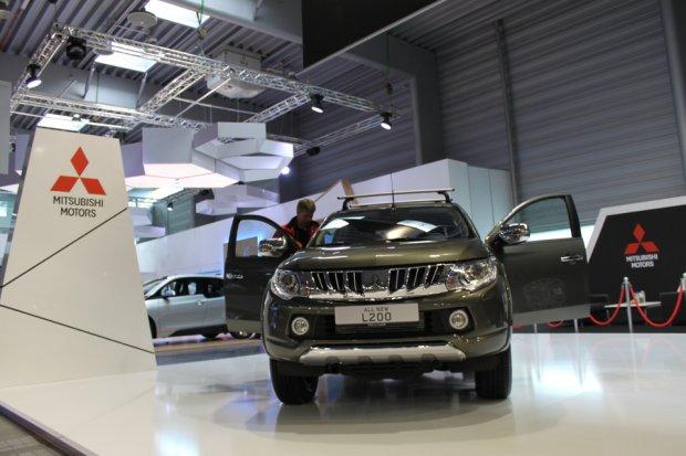 Motor Show Poznań 2015 | Mitsubishi L200 | Zupełnie nowe