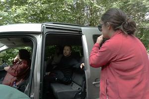 Pracownicy zoo w Poznaniu znaleźli pumę Nubię. Powiadomili policję i czekali na jej przyjazd