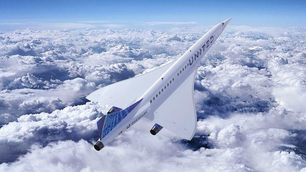 Concorde ma następcę? Pasażerskie loty naddźwiękowe powrócą