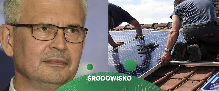 Panele słoneczne po nowemu. Wiceminister: System ma ograniczoną pojemność
